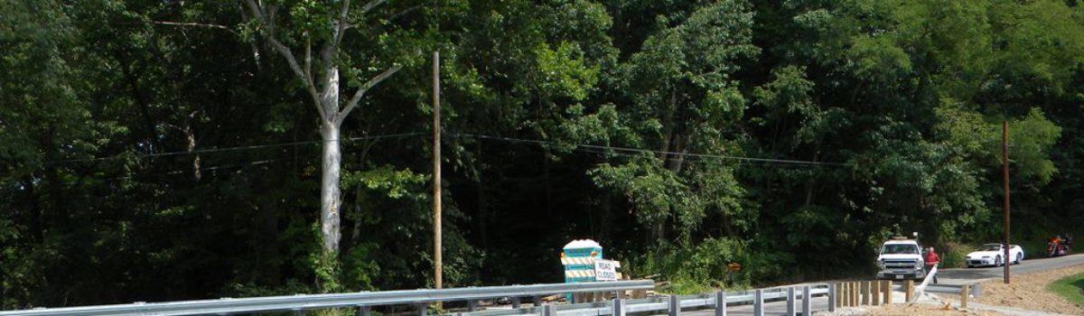 CR 1A Bridge Near Buchtel