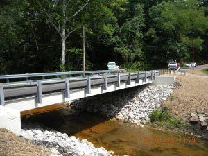 CR1A Bridge near Buchtel