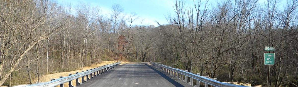 CR 85 Bridge on Big Run Road