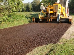 Example of the Motor Paving process.