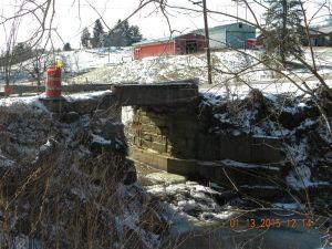Hamley Run Bridge