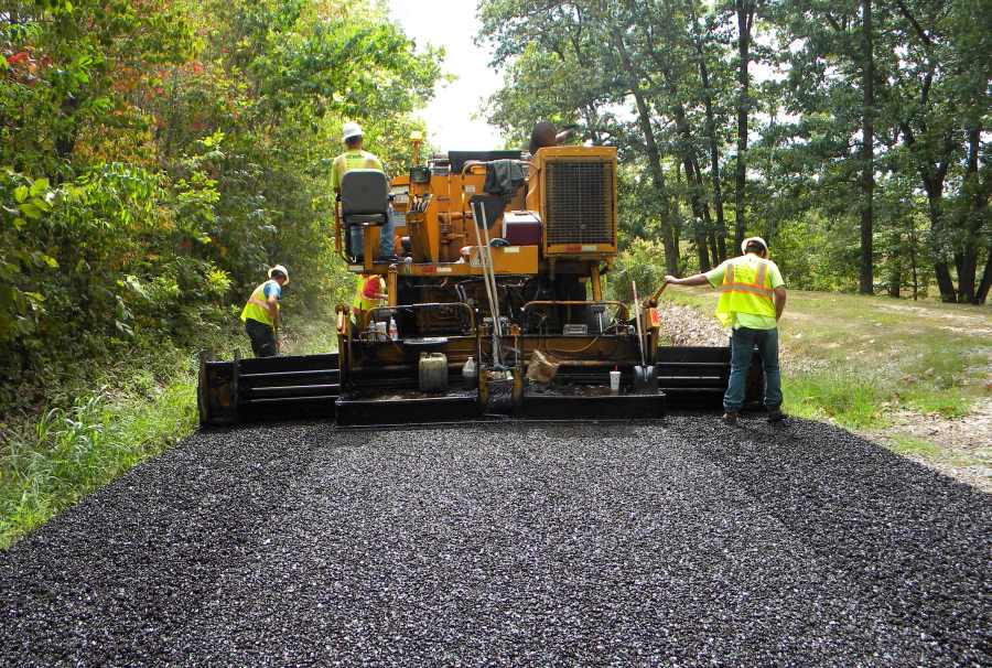 CR 28 and CR 32 Motor Paving