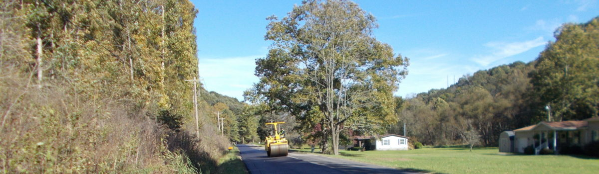 CR 1- Kimberly Road Paving Project
