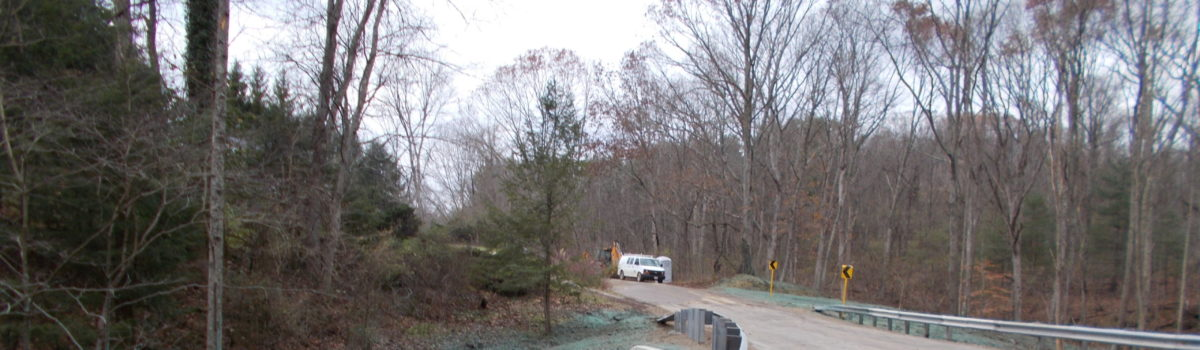 CR 25- Long Run Road Bridge Replacement